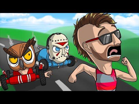 Gmod Hide and Seek - Car Edition! (Garrys Mod Funny Moments)