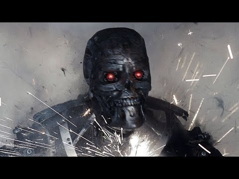 John Connor Vs T-600 | Terminator Salvation [Director's Cut]