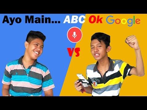 #SelaluTauMusik: Ayo siapa yang tau lagu ini?, Ayo main ABC Ok Google