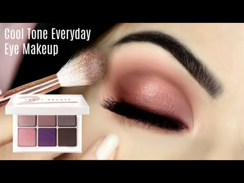 Beginners Eye Makeup Tutorial Using One Matte Two Metallic | How To Apply Eyeshadow | TheMakeupChair