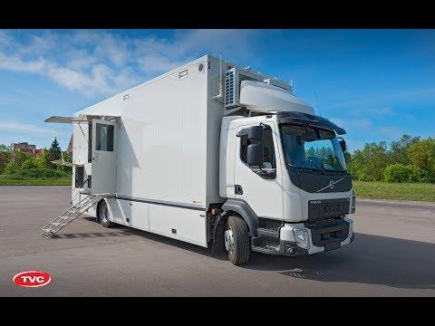 TVC custom 8-10 cam OB van