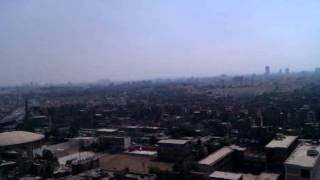 View of Cairo from Salah el Deen Citadel. Thumbnail