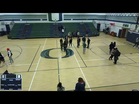 The Oakridge School vs. Episcopal School of Varsity Mens' Basketball