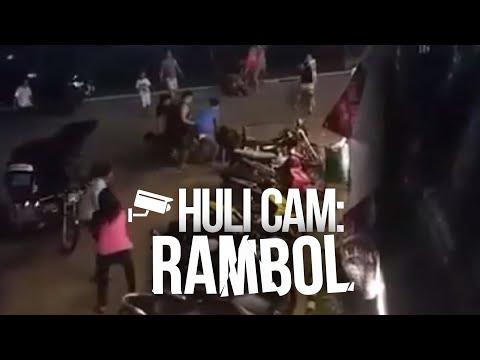24 Oras: Ilang lalaki kabilang ang isang off-duty na pulis, nagrambol