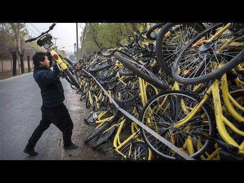 China's Bike-Sharing Disaster