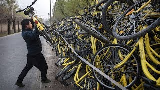 China's Bike-Sharing Disaster