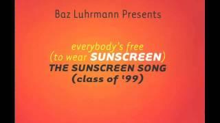 Baz Luhrmann - Everybody