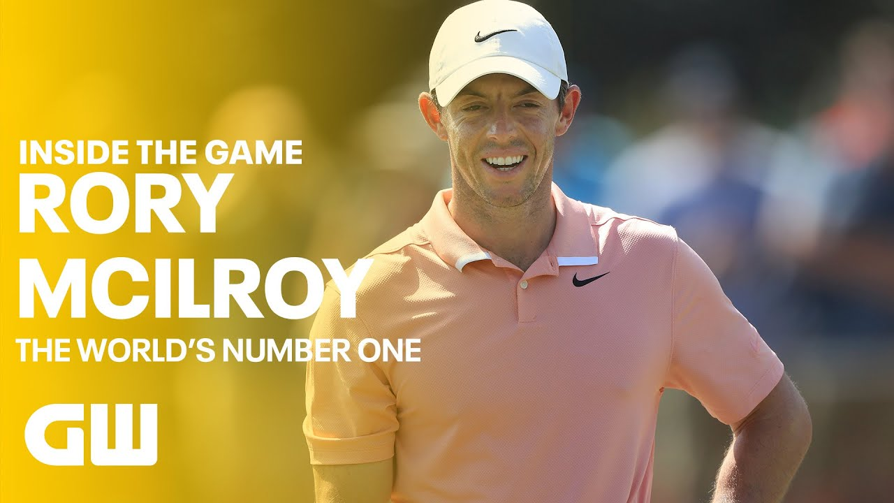 Chatting With Golf S Number One Rory Mcilroy Golfing World Youtube