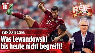 Erste Pflichtspiel-Pleite für Nagelsmann bei Bayern & Torrekord von Simon Terodde | Reif ist Live
