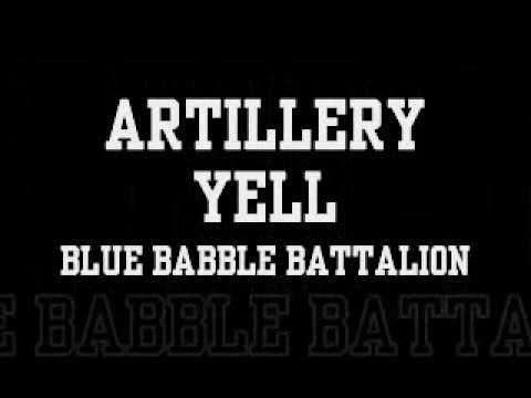 Artillery Yell