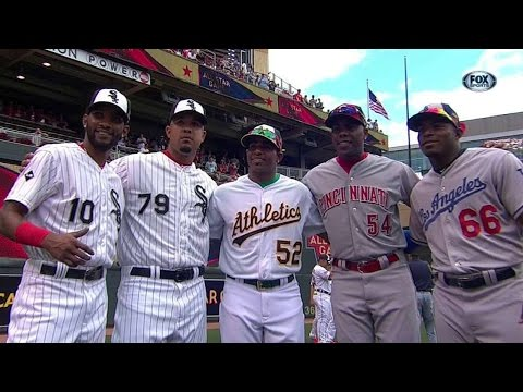 2014 ASG: Players from both leagues represent Cuba