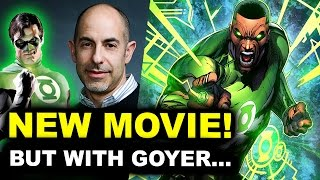 Green Lantern Corps Movie - David Goyer - Beyond The Trailer
