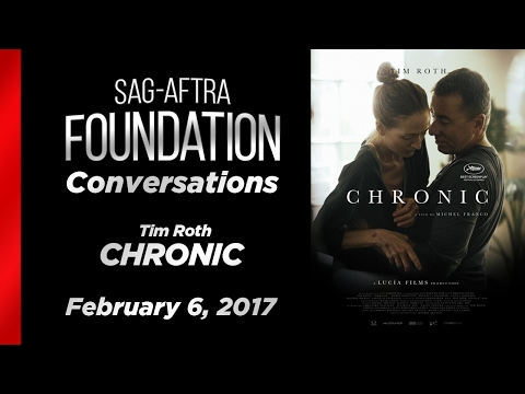 Conversations with Tim Roth of CHRONIC