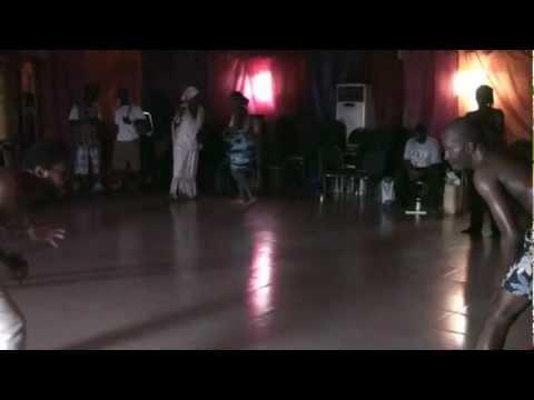 Ghana Capoeira 08-12-2012 ACAWF Festival Capoeira roda
