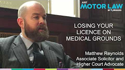 Driving Licence Revoked on Medical Grounds - UK Law