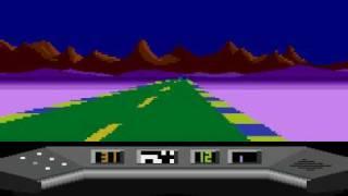 Atari XL/XE - Elektra Glide [English Software Company] 1985