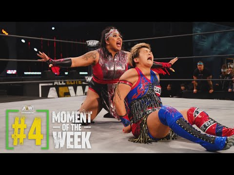 Watch the Conclusion to the Eliminator Tournament. Who Will Face Shida at Revolution? | AEW Dynamite