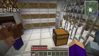 Mineraft - Прохождение карты - Побег из тюрьмы - Часть 1