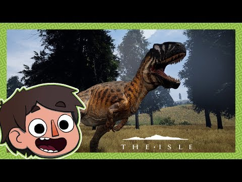 GIGA: The Great Hunt #2: The AMBUSH KING!!! | The Isle