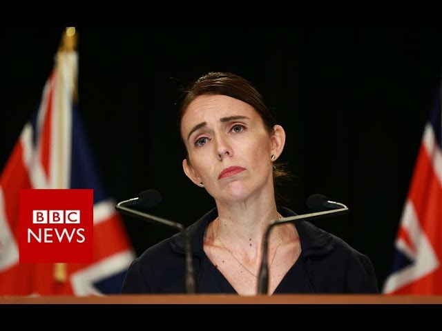 New Zealand gun laws will change, says PM - BBC News