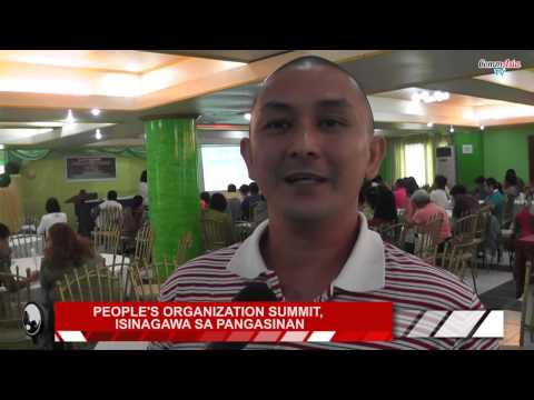 PANGASINAN WATCH | PEOPLE'S SUMMIT