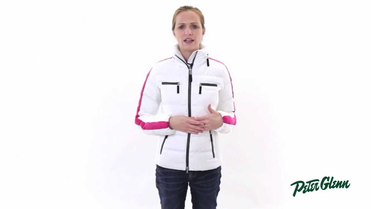 bb954641ecd Bogner Fire + Ice Women s Leony-D Down Ski Jacket Review by Peter ...