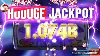 HOW TO HIT JACKPOTS ON HUUUGE CASINO