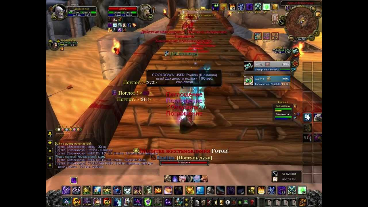 wow how to play disc priest pvp