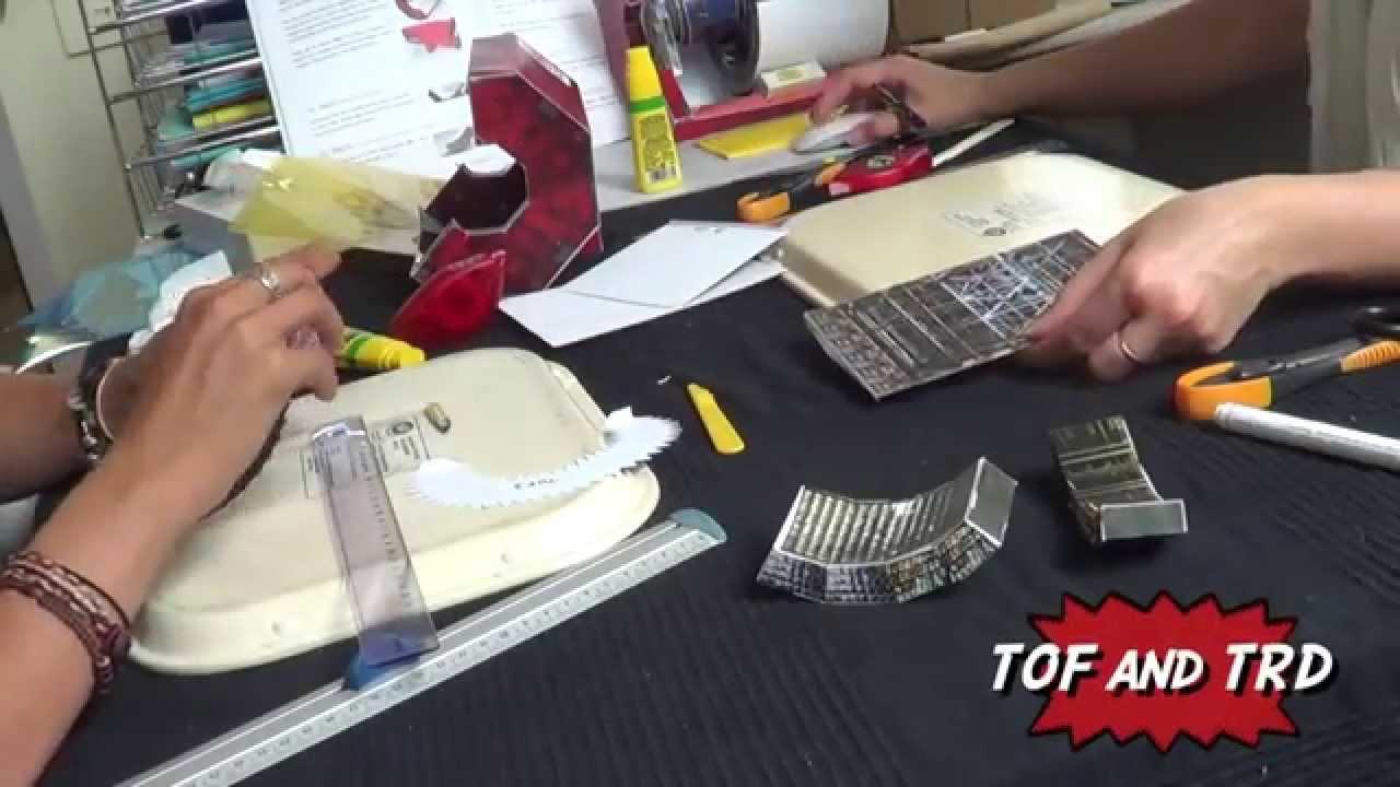 Papercraft ALICE Papercraft