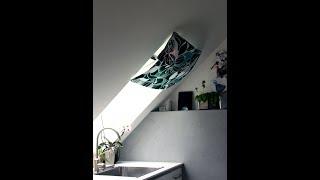 jalousie aus papierrollen selber machen, search diy rollo dachfenster   video diy rollo dachfenster full hd, Design ideen