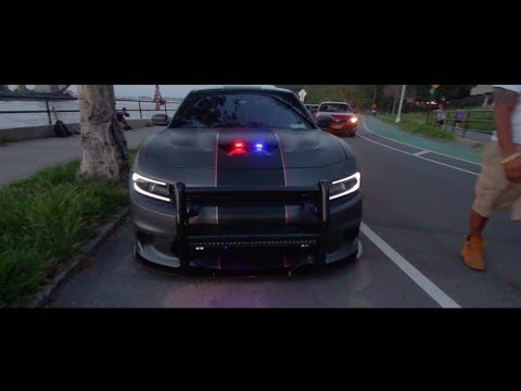 PIMPED OUT POLICE CAR (Cinematic)    Hellcat_Enforcer's ...