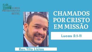 14/02/2021 - CHAMADOS POR CRISTO EM MISSÃO