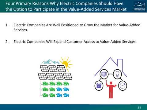 FEUR report #9, Value-Added Electricity Services: New Roles for Utilities and Third-Party Providers