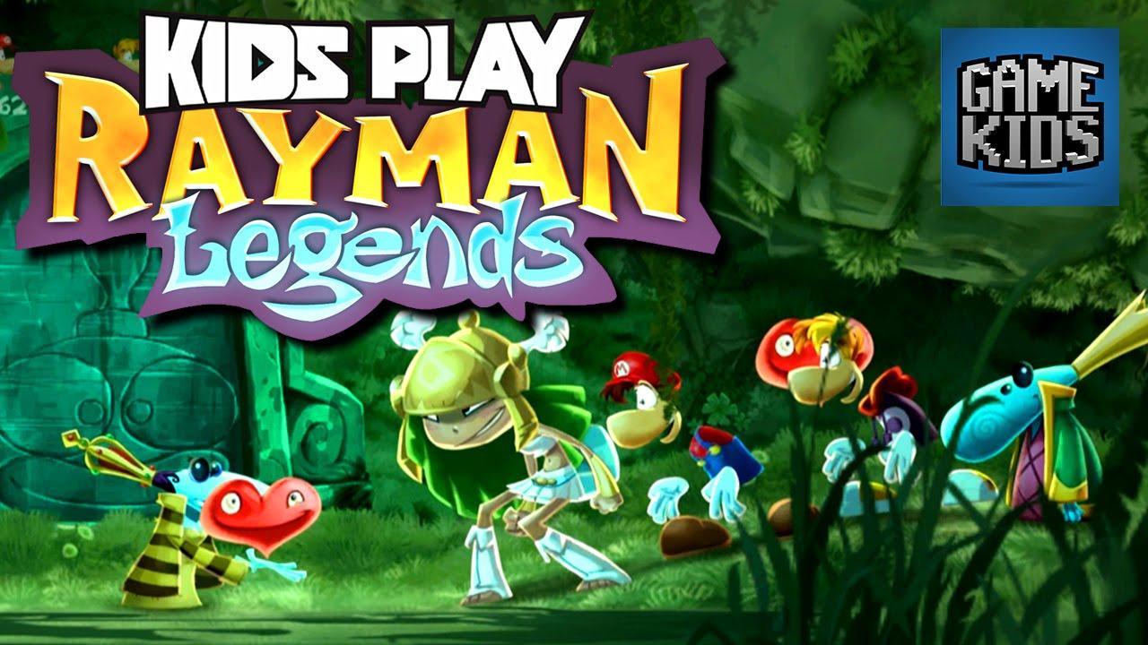 Rayman Online