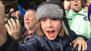 Manchester United v Arsenal | Match Day Vlog | Premier League | 29.04.2018