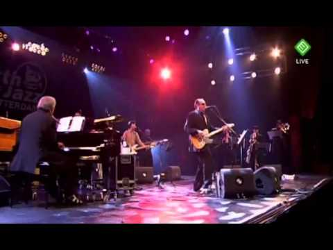Elvis Costello with the Allen Toussaint band - I can not stand up for falling down
