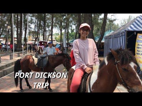 Port Dickson, Malaysia Trip Vlog