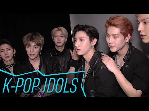 MONSTA X interview with Access: Angry fans claim