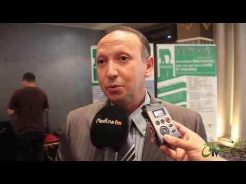 la Signature de la Convention de la Partenariat : Elephant Vert  Agro-Pole Olivier ENA Meknes