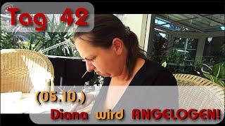 Diana wird ANGELOGEN! - (Tag 42 Vlogin