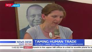 United kingdom opens new anti human trafficking and child protection unit in Mombasa