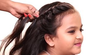 Cute Girl Hairstyles for Short Hair for girls 🌺 Best Hairstyles for Girls 🌺 Kids Hairstyles