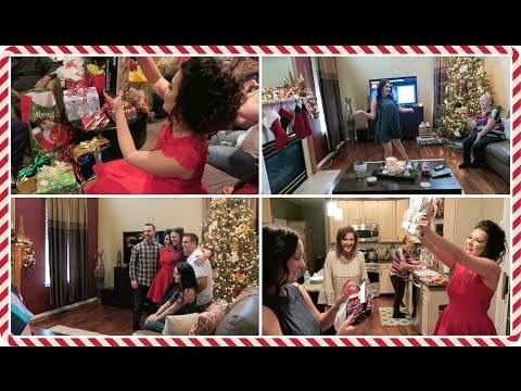 Vlogcember Day 24, 2015   CHRISTMAS EVE PARTY!!!