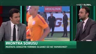 Mustafa Cengiz ile Fatih Terim Ne Konuştu?