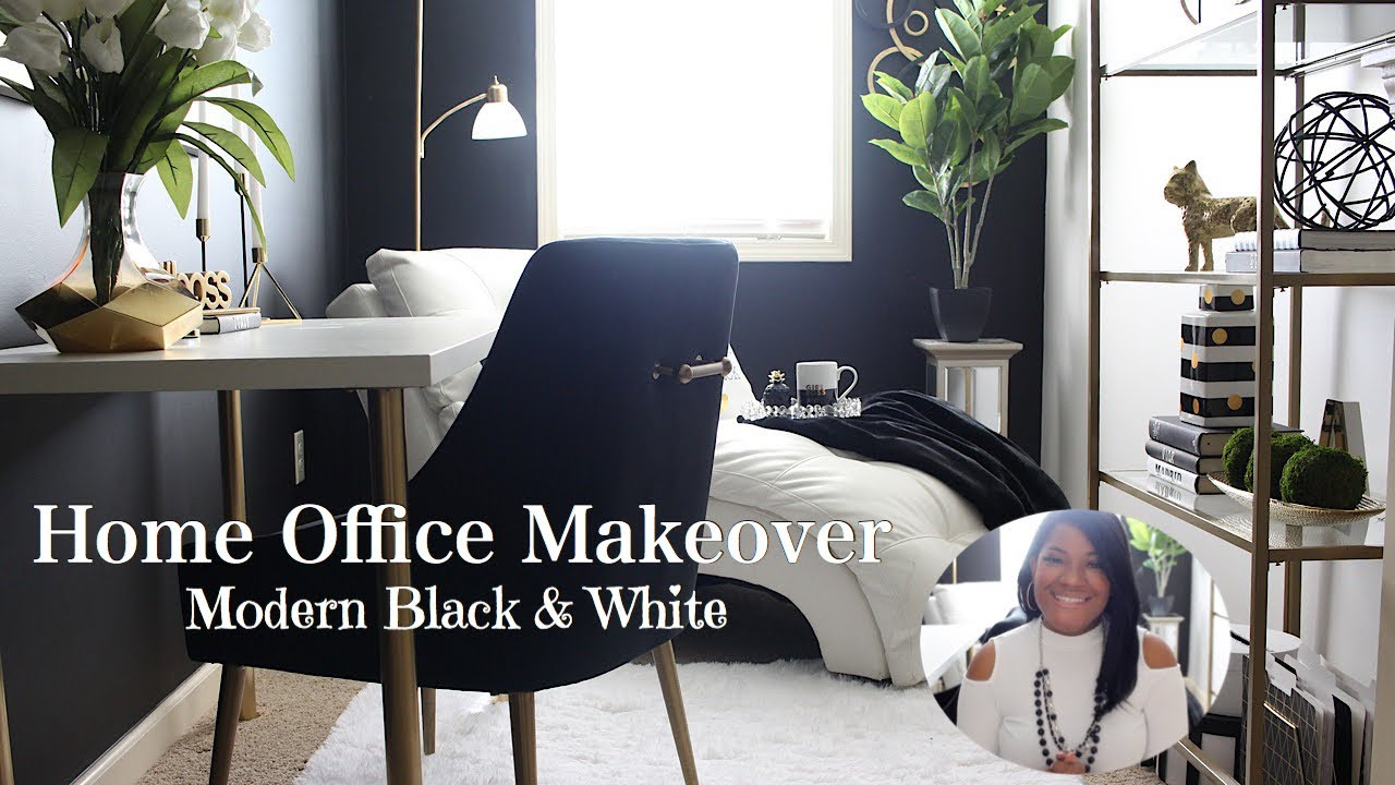 Modern Home Office Ideas White from i.ytimg.com