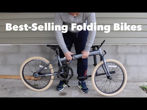 The Best-Selling Folding Bikes in the United States