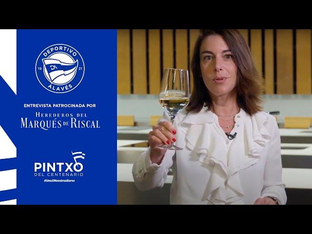 Jurado del pintxo del Centenario, Patricia Borja | Aula de cocina de la Plaza de Abastos