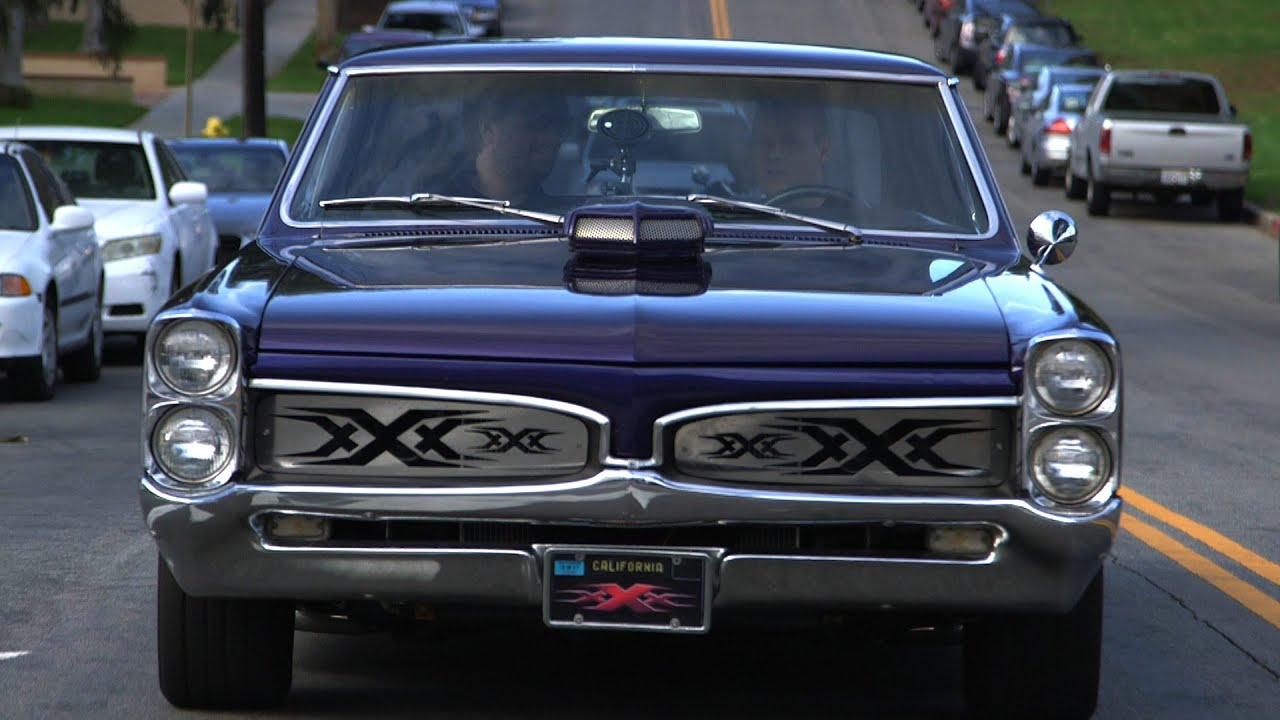1967 Pontiac Gto Xxx By Eddie Paul Youtube