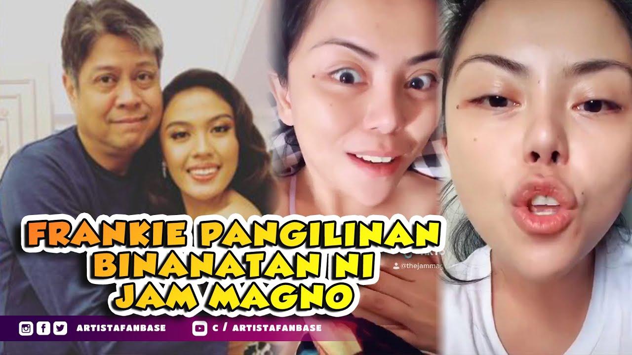 Download 🔥 Anak ni Sharon Cuneta na si Frankie Pangilinan Binanatan ni Jam Magno   Artista Fanbase