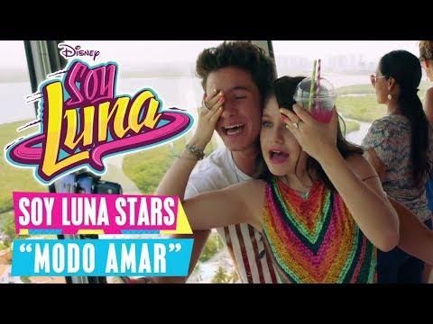 SOY LUNA - 🎵 Soy Luna Stars: Modo Amar 🎵 | Disney Channel Songs
